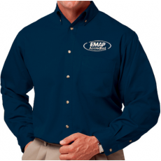 EMAP Accredited Navy Twill